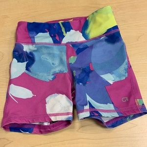 Gap Kids girls biker shorts